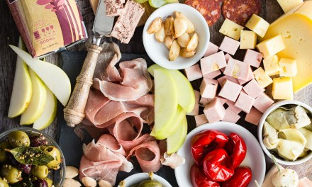The Ultimate Charcuterie Platter