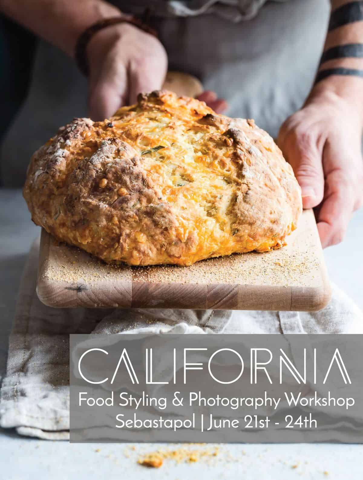 Join myself, Gerry of Foodness Gracious, Alanna of The Bojon Gourmet, & Sarah of Snixy Kitchen for a three-day food styling and photography workshop where you'll experience intensive hands-on styling, photographing, and editing sessions in a beautiful craftsman home in wine country | June 21st-24th, 2017.