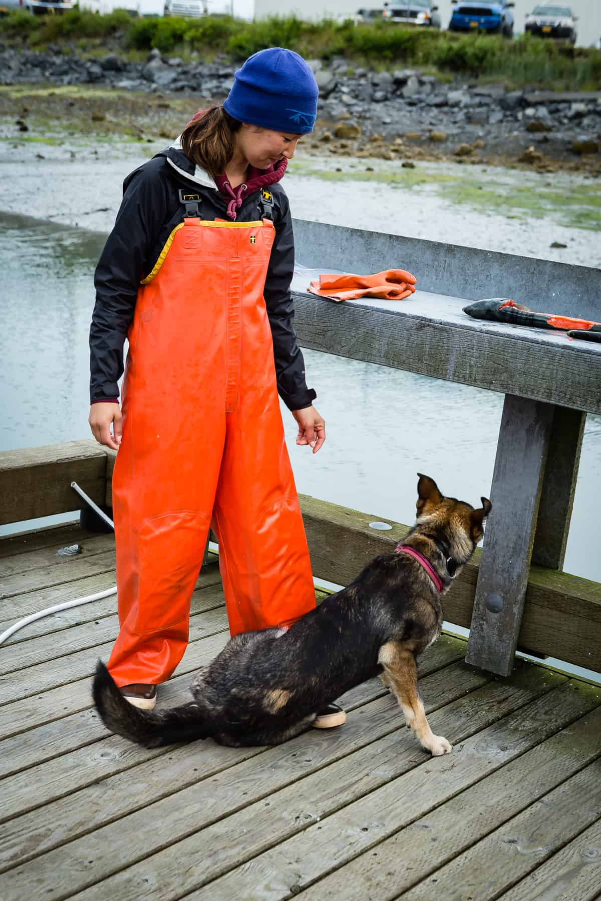 A Copper River Fisherman