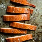 Hot Smoked Salmon and a trip to Cordova Alaska