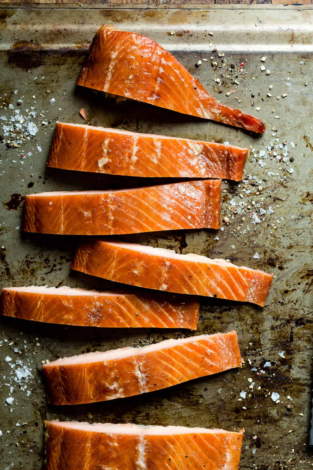 easy to make hot smoked salmon