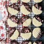 Double Chocolate Christmas Sugar Cookies