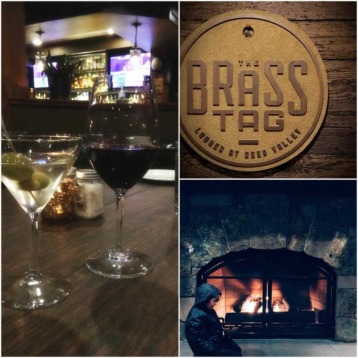 Brass Tag restaurant in Deer Valley Resort