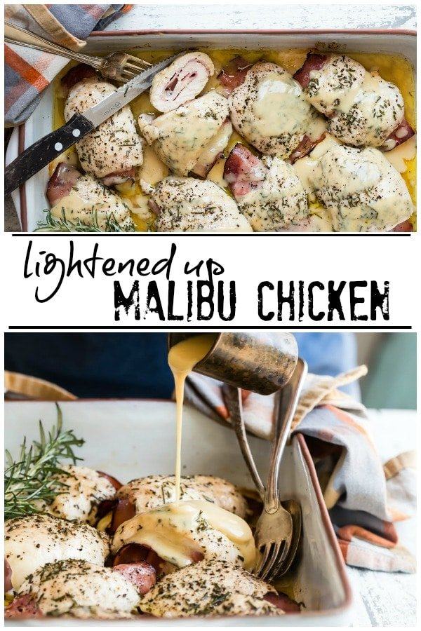 Malibu Chicken