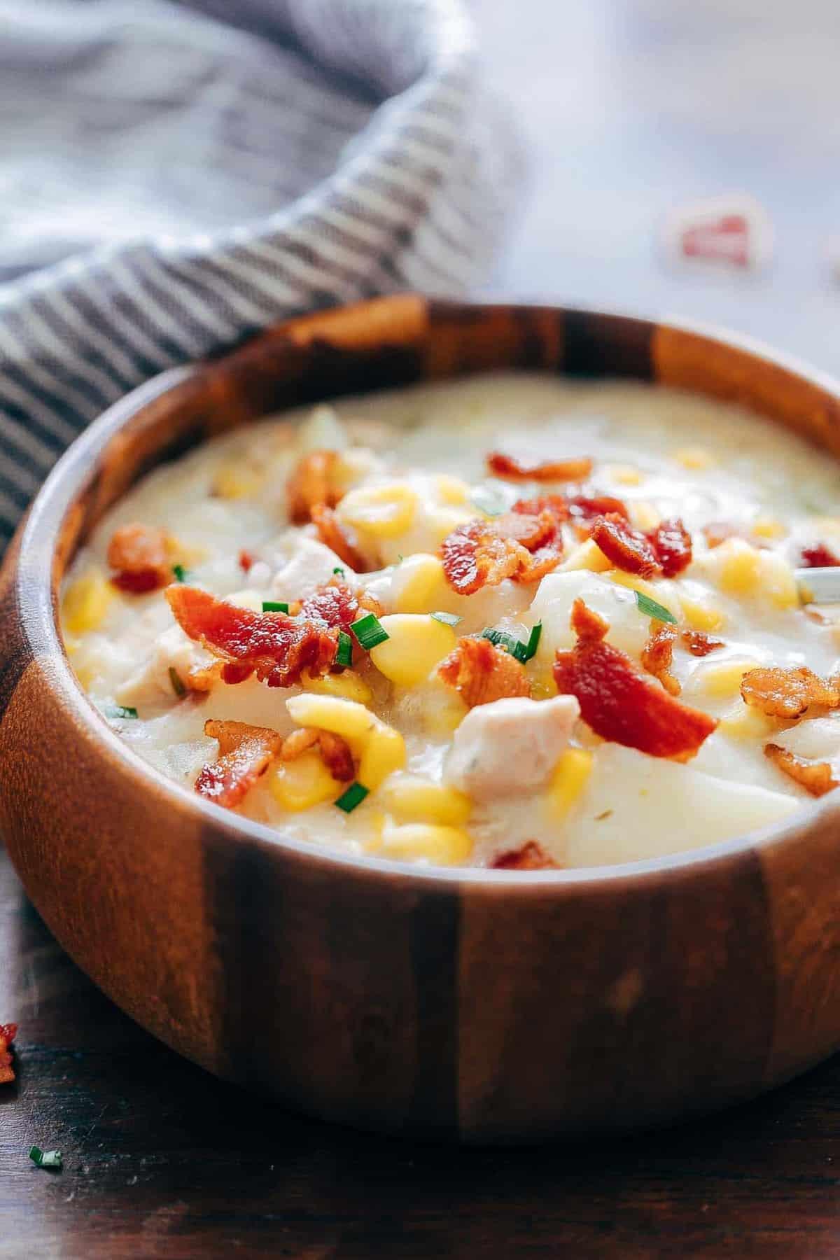 instant pot chowder