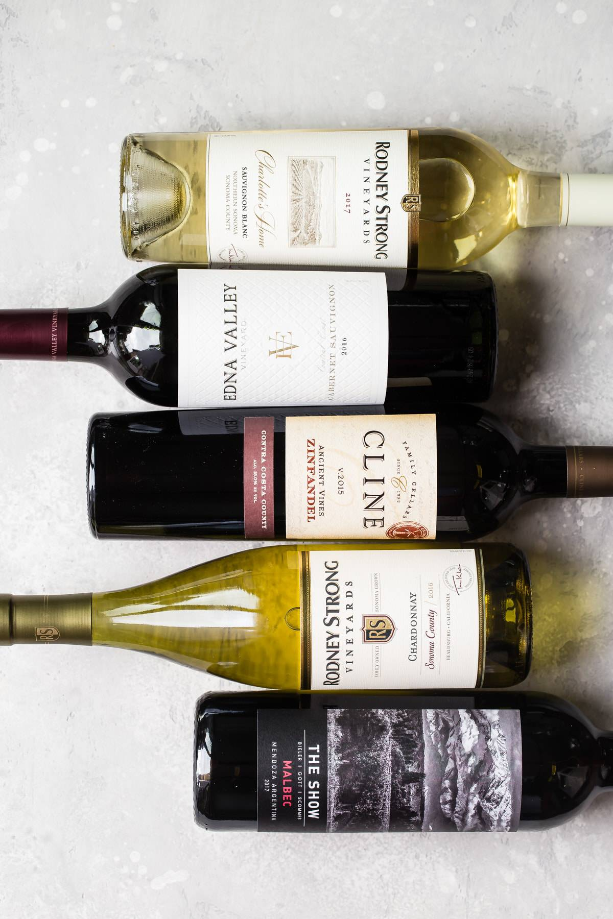 five awesome wines