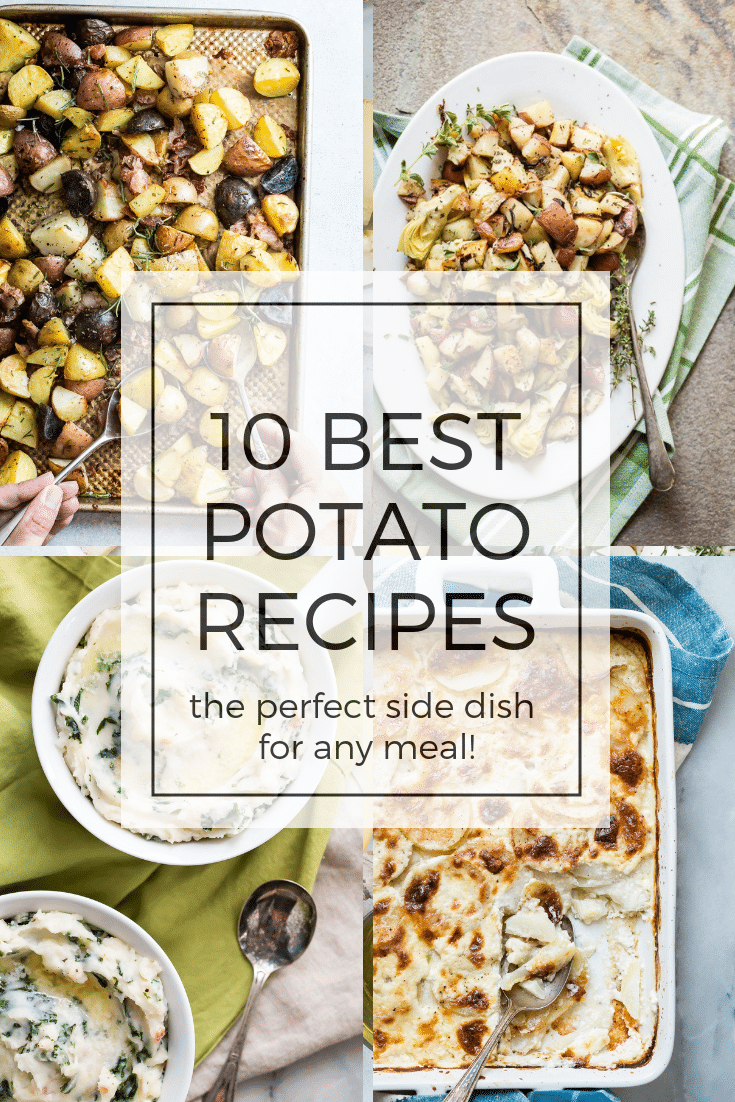 Ten Fantastic Potato Recipes For The Holidays