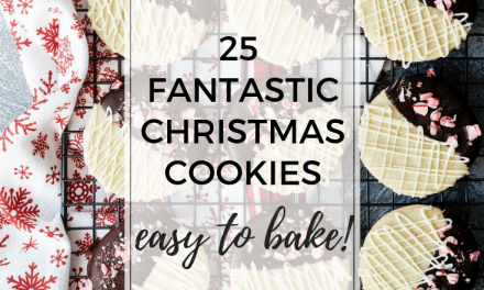 25 fantastic Christmas Cookie Recipes