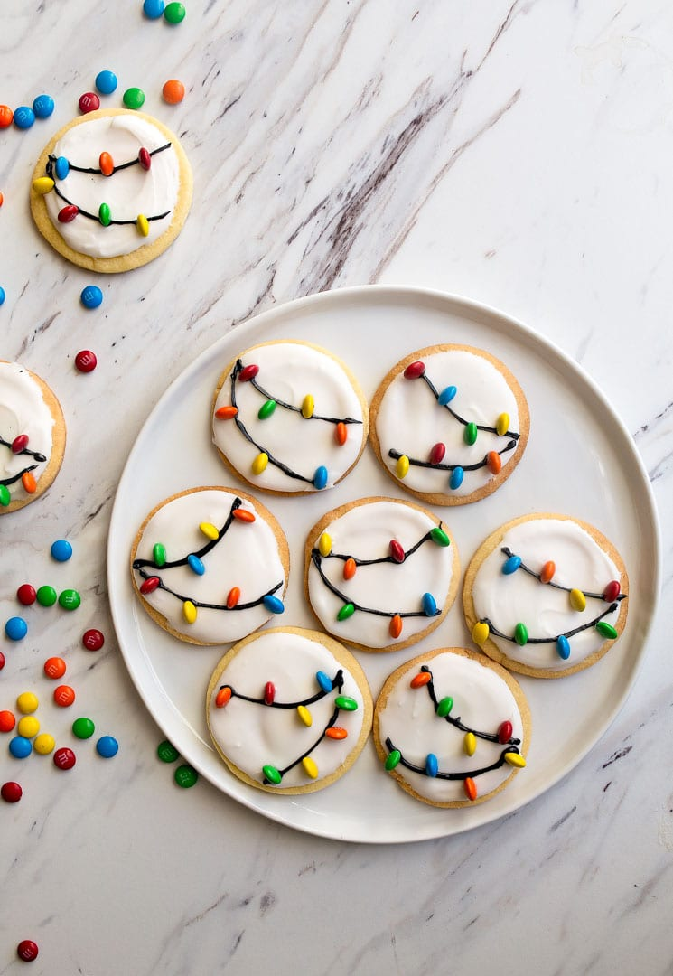 Tasty Christmas cookie treats