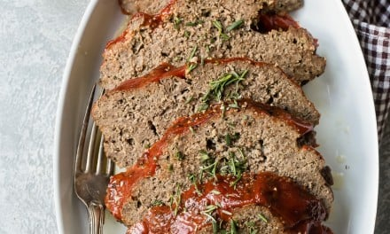 Easy Instant Pot Meatloaf