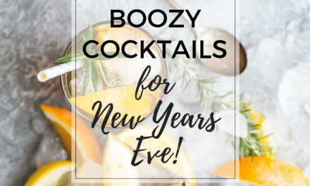 15 Best Cocktails for New Years Eve
