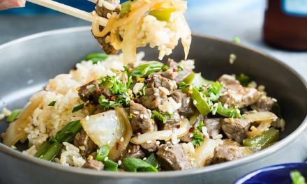 P.F. Chang's Pepper Steak Recipe