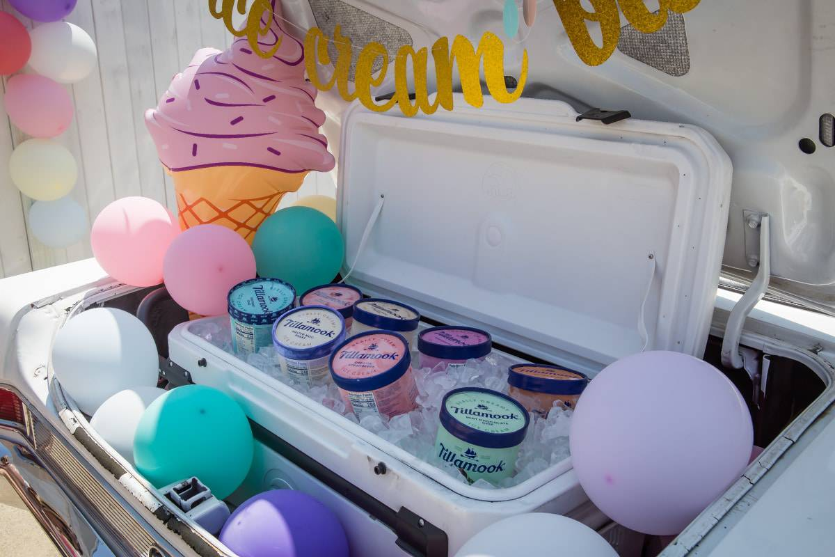 Hosting The Perfect Ice Cream Social