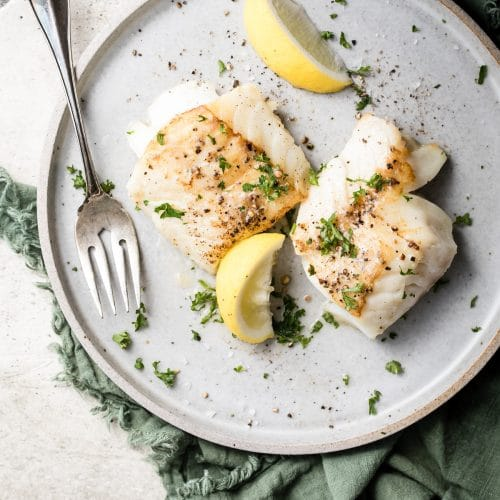 How To Cook Cod Foodness Gracious