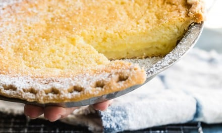 Southern Style Buttermilk Chess Pie