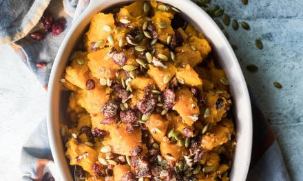 Instant Pot Butternut Squash with Brown Sugar Glaze