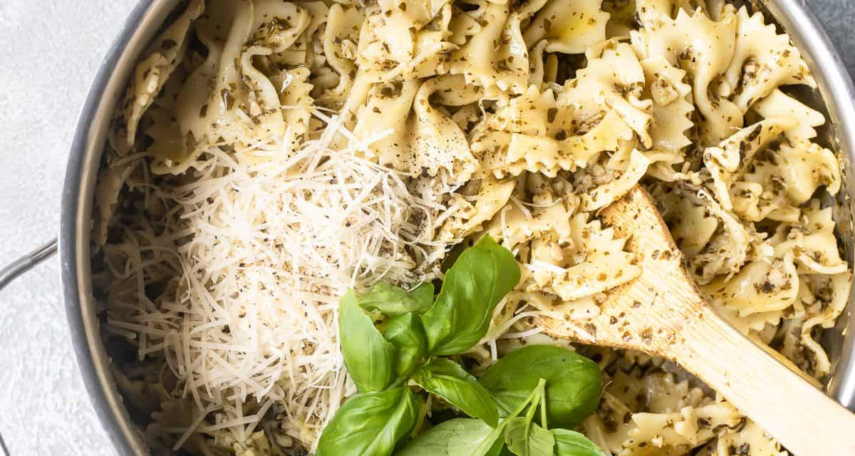 Four Easy Pasta Freezer Meals