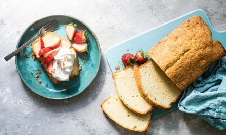 Classic Butter Pound Cake Recipe