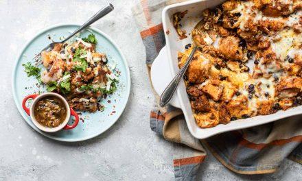 Chorizo  Breakfast Casserole recipe