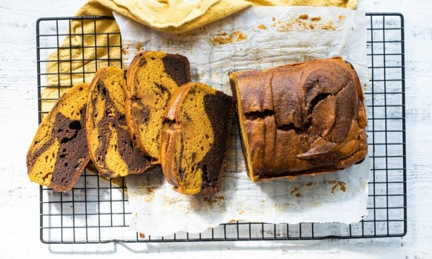 easy Chocolate pumpkin bread