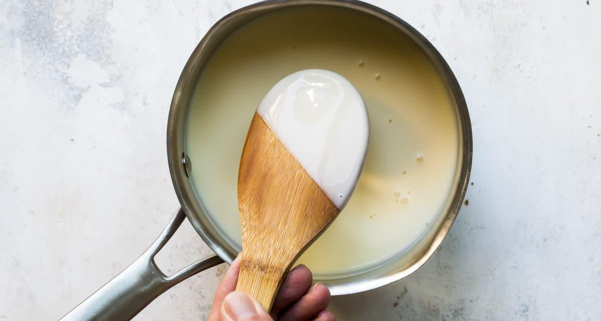 How To Make Vanilla Custard