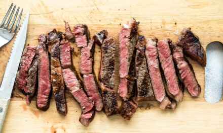 How To Grill a New Zealand Grass-fed Ribeye Steak