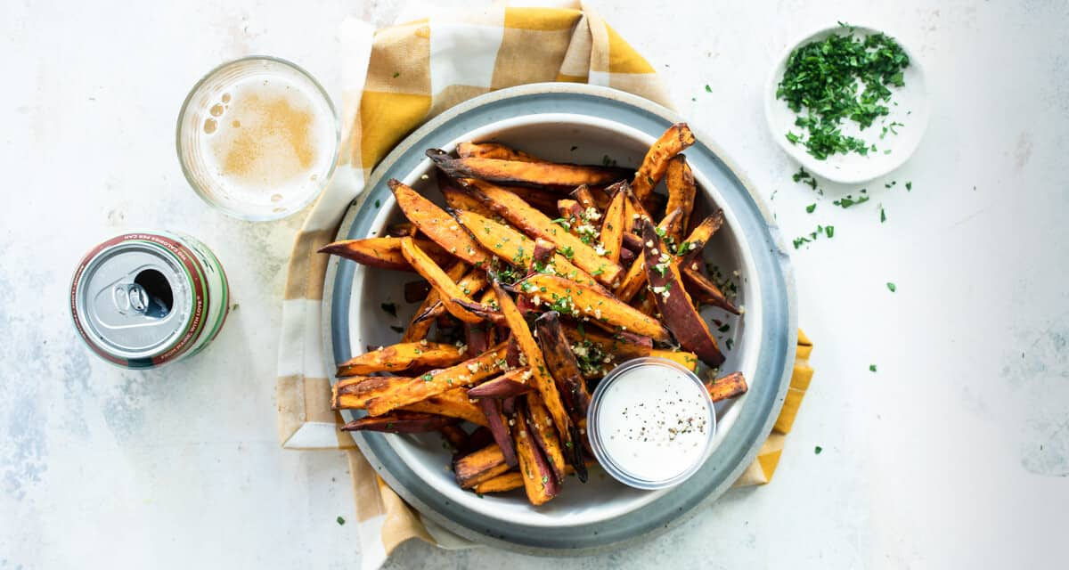 Air Fryer Sweet Potato Fries
